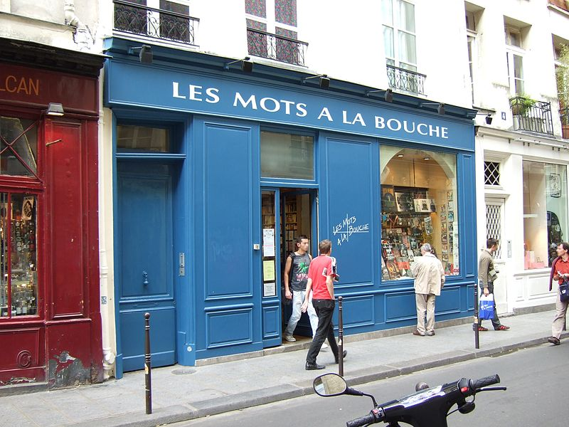 Les Mots a la Bouche. From 20 + Best English Bookstores in Paris