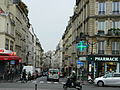 Paris 75009 Place Blanche no 03 - no 05 and alignment rue Blanche.jpg