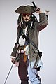 Paris Manga 9 -Cosplay- Captain Jack Sparrow (4339290444).jpg