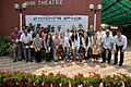 Participants and Dignitaries - Opening Session - Hacking Space - Science City - Kolkata 2016-03-29 2838.JPG