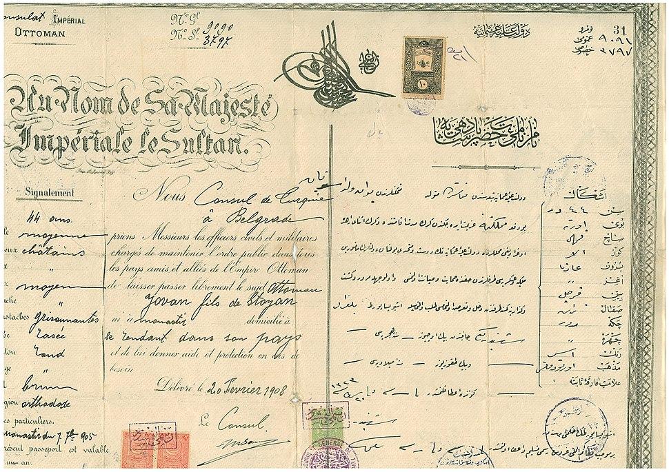 Pasos od 1908