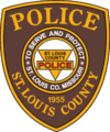 Patch of the St. Louis County Police Department.png