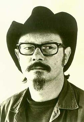 Paul Blackburn (U.S. poet) - Paul Blackburn circa 1969-70