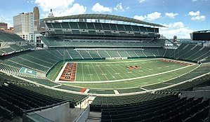 Paul Brown Stadium - June 2017