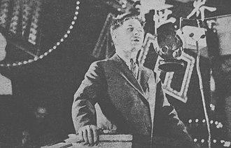 Pavel Postyshev - Postyshev speaks at House of the Unions Sep 05 1931