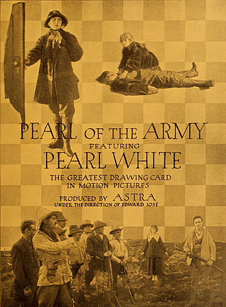Pearl of the Army - Theatrical poster