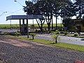 Pedágio da Coxinha em Bueno de Andrada. Estrada Municipal Araraquara-Bueno de Andrada-Matão. Este pedágio é uma pechincha em relação ao pedágio da Rodovia Washington Luiz - panoramio.jpg