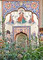 Peinture murale (Sneh Ram Ladias Haveli, Mandawa) (8430185166).jpg