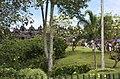 Pemandangan Menuju ke Pintu Masuk Candi Borobudur.jpg