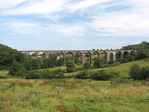 Pensford Viaduct (1873). - panoramio
