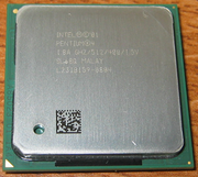 Intel Pentium 4 (Northwood version), one example out of a huge number of x86 implementations from Intel, AMD, and others.