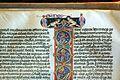 Perugia, biblia sacra, 1285 ca., pluteo 5 dex 1, 02.jpg