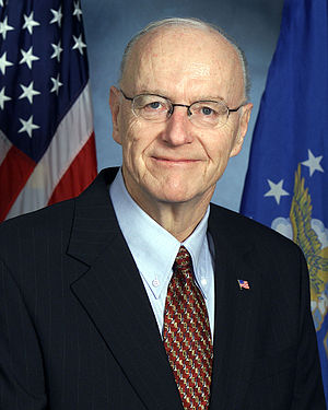Peter B. Teets - Image: Peter B. Teets, Under Secretary of the Air Force