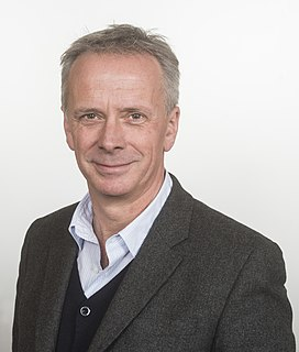 Peter Fincham British television executive