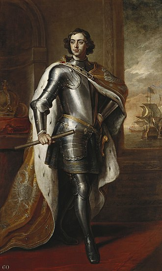 Emperor of All Russia - Image: Peter I by Kneller
