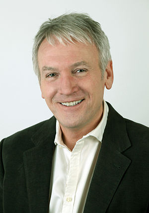 Peter Thompson (broadcaster) - Photograph of Peter Thompson in 2010