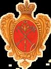 Герб Санкт-Петербурга в 1730 году