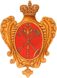 Petersburg coat of arms 1730.png