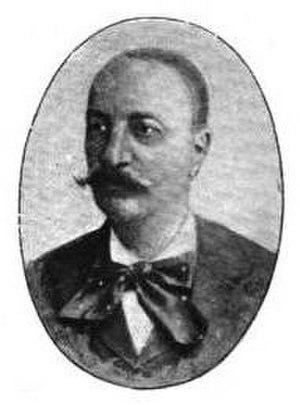 Petre P. Carp - Carp's official photograph, ca. 1900