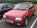 Peugeot 205 CTI (1992) (36765790240).jpg