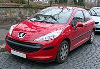 Peugeot 207 thumbnail