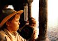 Pfadfinderstamm Ägypten, Internationales Sommerlager (AGESCI – KPE – MCsSz) bei Arlia nahe Fivizzano, Toskana, Italien, 1993 - Chiesa di San Pietro (Porto Venere).png