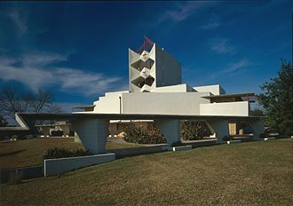 Florida Southern College - Annie Pfeiffer Chapel