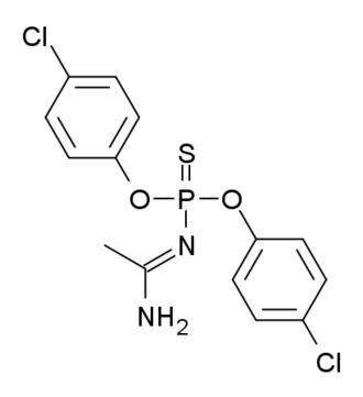 Phosacetim - Image: Phosacetim