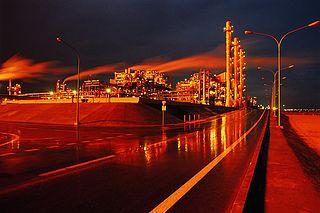 Petroleum industry in Kuwait