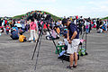Photographer Set Camera with Tripod on Apron before Event Opening 20151121.jpg
