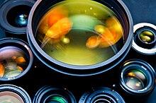 عدسة تصوير ضوئي - ويكيبيديا