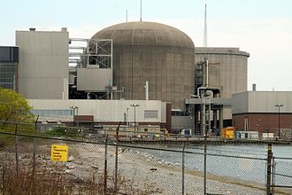 Ontario Power Generation - The Pickering Nuclear Generating Station.