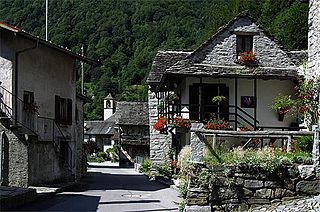 Place in Ticino, Switzerland