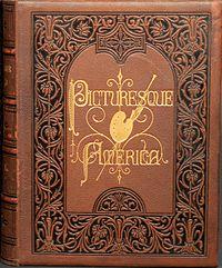 Picturesque America cover