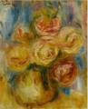 Pierre-Auguste Renoir - ROSES .PNG