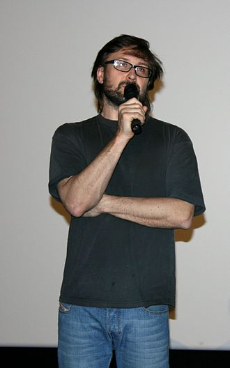 Pierre Morel - Morel at the preview showing of Taken in Paris, 27 February 2008