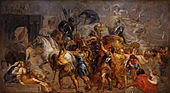 Pieter Paul Rubens - Ingresso trionfale di Enrico IV a Parigi - Google Art Project.jpg