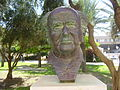 PikiWiki Israel 13221 Statue of Ben Gurion at Ben Gurion University.jpg