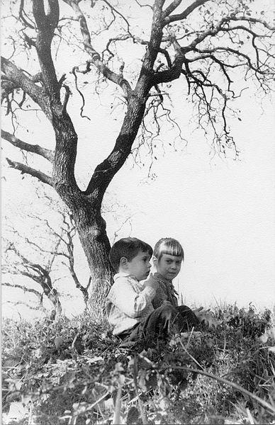 גן-שמואל-בגבעת האלונים 1968