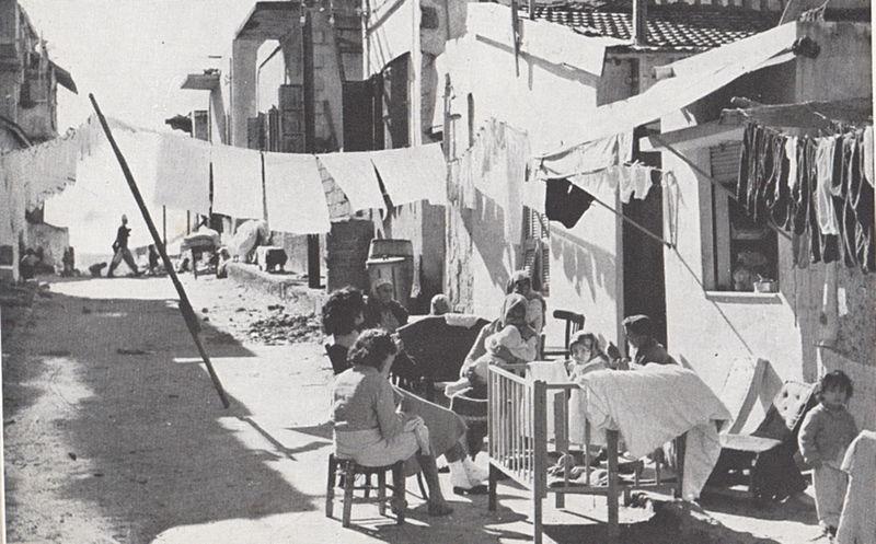 שכונת עוני בתל אביב