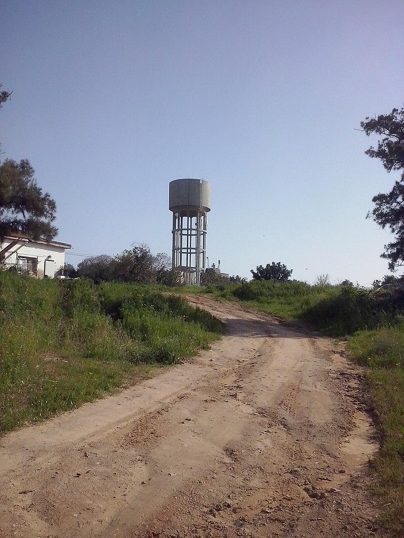 מגדל המים במקוה ישראל