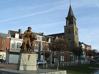 Ans - Image: Place Nicolai Ans
