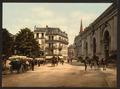 Place de l'etablissement thermal, Aix, France-LCCN2001697549.tif