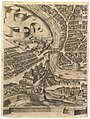 Plan of the City of Rome. Part 8 with the Castel Sant'Angelo MET DP825216.jpg