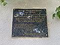 Plaque Missak Manouchian Esplanade Missak Manouchian Montreuil Seine St Denis 2.jpg