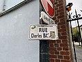 Plaque rue Charles Bassée Fontenay Bois 2.jpg