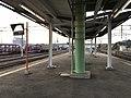 Platform of Nabeshima Station 1.jpg