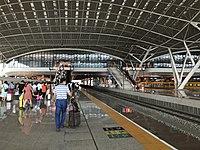 Platform of Wuhan Station 8.jpg
