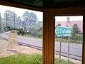 Plawno, gm. Murowana Goslina, bus stop (line 395).jpg