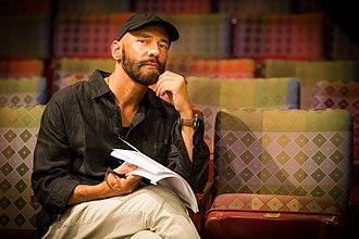 Nilo Cruz - Image: Playwright Nilo Cruz. Photo by Matt Pilsner